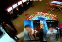 Robbery and rape video