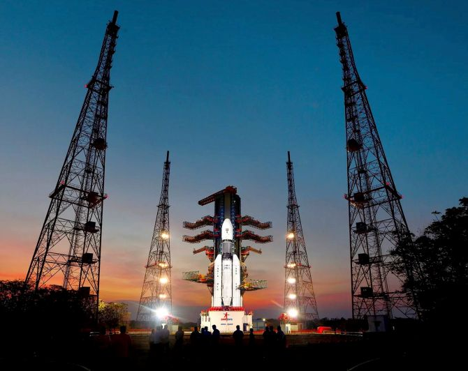 Preparations for GSLV MkIII